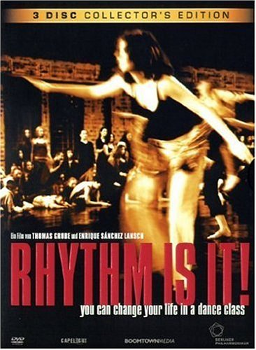 Poster del documental Rhythm is it!